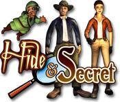 Feature screenshot game Hide and Secret