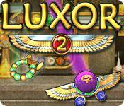 Función de captura de pantalla del juego Luxor 2