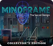 Función de captura de pantalla del juego Mindframe: The Secret Design Collector's Edition