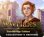 Función de captura de pantalla del juego Nevertales: Hearthbridge Cabinet Collector's Edition