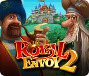 Función de captura de pantalla del juego Royal Envoy 2