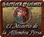 Sherlock Holmes: El Misterio de la Alfombra Persa game play