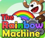 Función de captura de pantalla del juego The Rainbow Machine