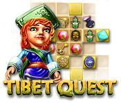 Función de captura de pantalla del juego Tibet Quest
