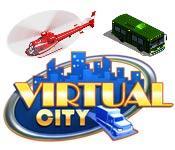 Función de captura de pantalla del juego Virtual City