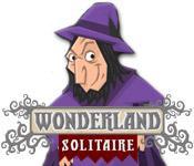 Función de captura de pantalla del juego Wonderland Solitaire