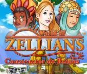 Función de captura de pantalla del juego World of Zellians: Constructor de Reinos