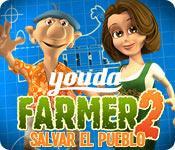 Función de captura de pantalla del juego Youda Farmer 2: Salvar el Pueblo