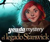 Función de captura de pantalla del juego Youda Mystery - el legado Stanwick