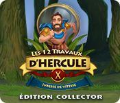 Les 12 Travaux d'Hercule X: Ivresse de Vitesse Édition Collector game play