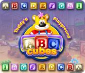 ABC Cubes: Teddy's Playground game play