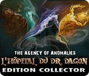 La fonctionnalité de capture d'écran de jeu The Agency of Anomalies: L'Hôpital du Dr. Dagon Edition Collector