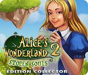 Feature screenshot game Alice's Wonderland 2: Stolen Souls Édition Collector