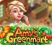 La fonctionnalité de capture d'écran de jeu Amy's Greenmart