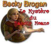 Becky Brogan: Le Mystère du Manoir Meane game play