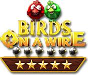 Feature screenshot game Birds on a Wire