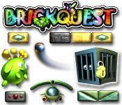 Feature screenshot game Brickquest