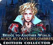 La fonctionnalité de capture d'écran de jeu Bridge to Another World: Alice au Pays des Ombres Édition Collector