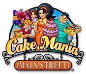 La fonctionnalité de capture d'écran de jeu Cake Mania Main Street