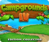 Campgrounds 4 Édition Collector game play