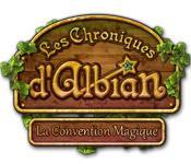 La fonctionnalité de capture d'écran de jeu Chronicles of Albian: The Magic Convention