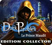 La fonctionnalité de capture d'écran de jeu Dark Parables: Le Prince Maudit Edition Collector
