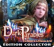 La fonctionnalité de capture d'écran de jeu Dark Parables: Le Retour de la Princesse du Sel Édition Collector