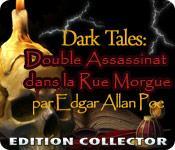 La fonctionnalité de capture d'écran de jeu Dark Tales: Double Assassinat dans la Rue Morgue par Edgar Allan Poe Edition Collector