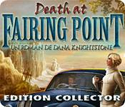 La fonctionnalité de capture d'écran de jeu Death at Fairing Point: Un Roman de Dana Knightstone Edition Collector