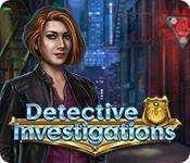 La fonctionnalité de capture d'écran de jeu Detective Investigations