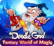 La fonctionnalité de capture d'écran de jeu Doodle God Fantasy World of Magic