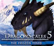 La fonctionnalité de capture d'écran de jeu DragonScales 5: The Frozen Tomb