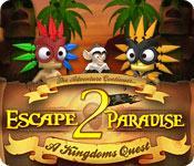 La fonctionnalité de capture d'écran de jeu Escape From Paradise 2: A Kingdom's Quest