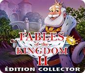 La fonctionnalité de capture d'écran de jeu Fables of the Kingdom II Édition Collector