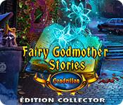 La fonctionnalité de capture d'écran de jeu Fairy Godmother Stories: Cendrillon Édition Collector