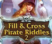 La fonctionnalité de capture d'écran de jeu Fill And Cross Pirate Riddles 2