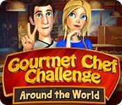 La fonctionnalité de capture d'écran de jeu Gourmet Chef Challenge: Around the World