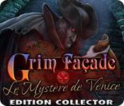 La fonctionnalité de capture d'écran de jeu Grim Façade: Le Mystère de Venise Edition Collector