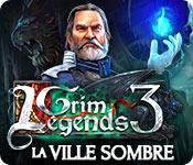 La fonctionnalité de capture d'écran de jeu Grim Legends 3: La Ville Sombre