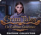 La fonctionnalité de capture d'écran de jeu Grim Tales: Un Cadeau Généreux Édition Collector