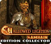 La fonctionnalité de capture d'écran de jeu Hallowed Legends: Samhain Edition Collector