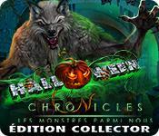 La fonctionnalité de capture d'écran de jeu Halloween Chronicles: Les Monstres Parmi Nous Édition Collector