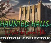La fonctionnalité de capture d'écran de jeu Haunted Halls: L'Asile de Green Hills Edition Collector