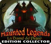 La fonctionnalité de capture d'écran de jeu Haunted Legends: La Dame de Pique Edition Collector