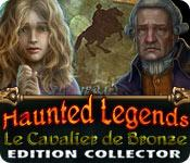 La fonctionnalité de capture d'écran de jeu Haunted Legends: Le Cavalier de Bronze Edition Collector