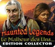 La fonctionnalité de capture d'écran de jeu Haunted Legends: Le Malheur des Uns... Edition Collector