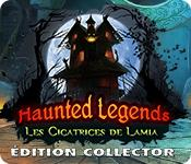 La fonctionnalité de capture d'écran de jeu Haunted Legends: Les Cicatrices de Lamia Édition Collector