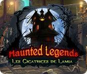 La fonctionnalité de capture d'écran de jeu Haunted Legends: Les Cicatrices de Lamia
