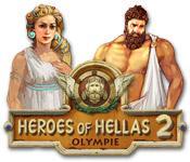 La fonctionnalité de capture d'écran de jeu Heroes of Hellas 2: Olympie