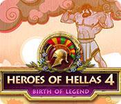 La fonctionnalité de capture d'écran de jeu Heroes of Hellas 4: Birth of Legend